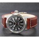$345.06 Hamilton Men's Khaki Field Black Dial Watch