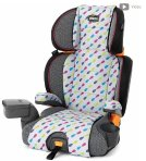 $110.49 Chicco Kidfit Zip 2-in-1 Belt Positioning Booster Car Seat - Gem