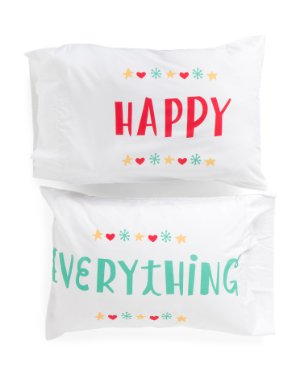Free ShippingSelect Home Items Make You Happy @ TJ Maxx