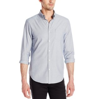 $12.77 Lucky Brand Men's Cross Hatch Shirt