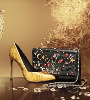 Up to 40% Off with Saint Laurent Handbags Purchase @ Neiman Marcus