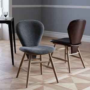 Attic Upholstered Dining Chair | west elm