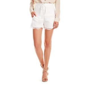Camden Lace Short | GUESS by Marciano