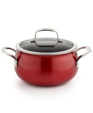 $9.99 After Rebate Belgique Soup Pot with Lid @ Macy's