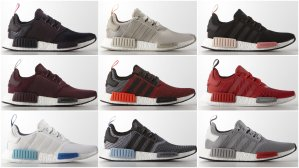 Restocked in Select Sizes adidas NMD R1 @ FinishLine.com