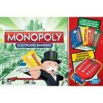 $12.00 史低价! Monopoly 大富翁电子银行游戏
