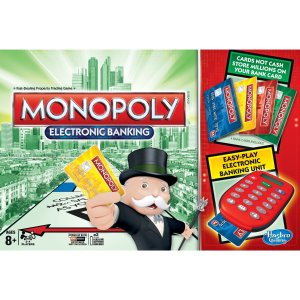 $12.00 Monopoly Electronic Banking Game