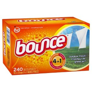 Bounce Outdoor Fresh Fabric Softener Dryer Sheets 240 ct : Target