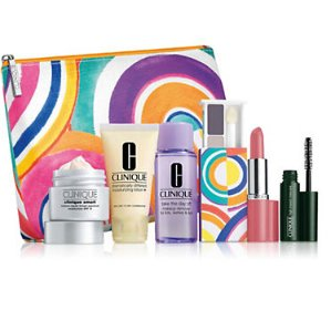 Free 7-piece gift ($70 value) With Any $27 Clinique Purchase @ Lord & Taylor