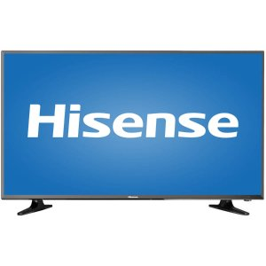 $198 ($125 in store clearance)Hisense 40
