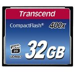 Transcend 32GB CompactFlash Memory Card 400x