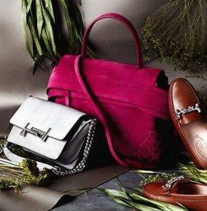 Up to 48% Off Tod's Women and Men Shoes Sale  @ Rue La La