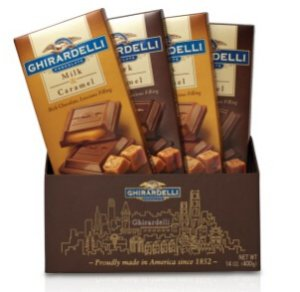 20% off black friday sale sitewide @ Ghirardelli.com