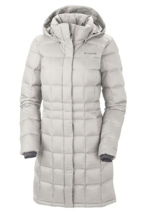 Columbia Hexbreaker Long Down Jacket - Women's