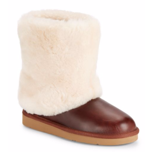 UGG Australia - Patten Shearling Leather Midcalf Boots - saksoff5th.com