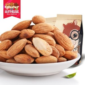 Three Squirrel Badam 235g