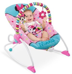 $27.88Disney Baby To Big Kid Rocking Seat Minnie Peek A Boo