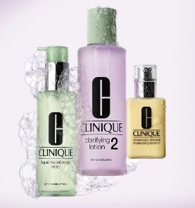 Free 2-pc Gift Set with Clinique Purchase of $50 @ Bloomingdales
