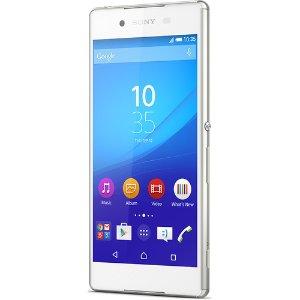 $299.99 Sony Xperia Z3+ E6553 32GB Smartphone (Unlocked, White)