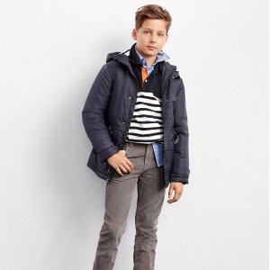Brooks Brothers Boys Nylon Jacket
