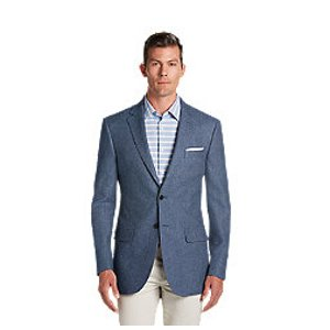 Joseph Abboud Tailored Fit 2-Button Sportcoat