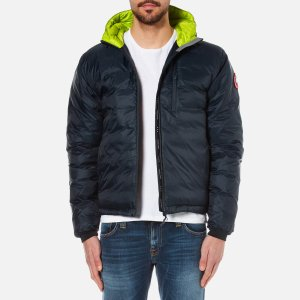 Canada Goose Men's Lodge Hoody - Blue - Free UK Delivery over £50