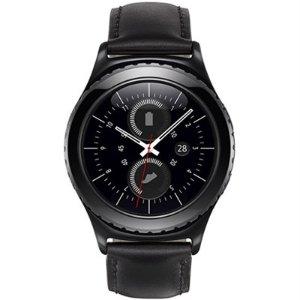 $179 Samsung Gear S2 Classic Smartwatch - Black