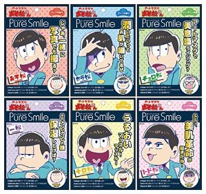 $27.41 Pure Smile X Osomatsu-kun Face Mask @Amazon Japan