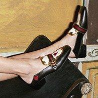 New In Designer Shoes @ Harrods