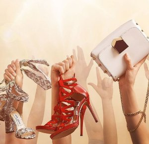 Up to 75% Off + Extra 20% Off Jimmy Choo, Manolo Blahnik, Prada Shoes Sale @ Neiman Marcus