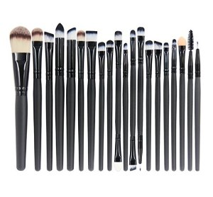 EmaxDesign 20 Pieces Makeup Brush Set