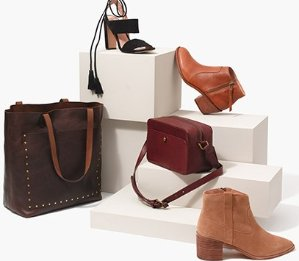Up to 50% OffMust-Have Bags & Shoes @ Madewell