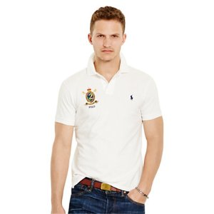 Custom-Fit Featherweight Polo - Custom Fit � Polo Shirts - RalphLauren.com