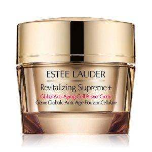 Estee Lauder Revitalizing Supreme + Global Anti-Aging Cell Power Crème   Dillards