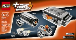 $22.31 LEGO Technic 8293 Power Functions Motor Set