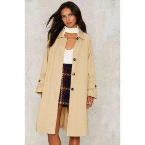 Andrea Trench Coat