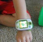 史低!$18.24(原价$39.99) LeapFrog 跳蛙儿童智能运动手带绿色款