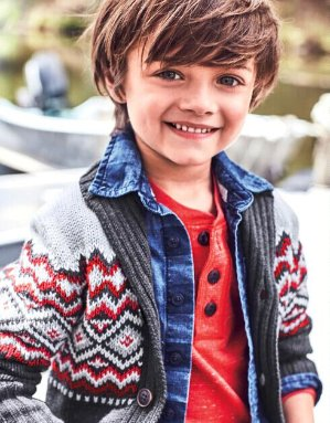 Up to 50% Off + Extra 25% Off $50 Free Shipping Ends Tonight! Happy Fall-idays! Kids Apparel Sale @ OshKosh BGosh