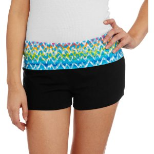 No Boundaries Juniors Yoga Shorts