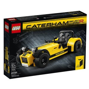 LEGO Ideas Caterham Seven 620R 21307 Building Kit