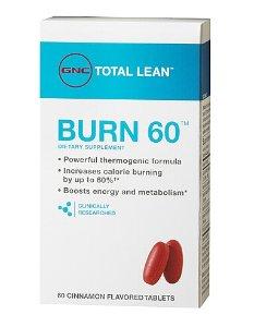 GNC Total Lean™ Burn 60™ - Cinnamon Flavored