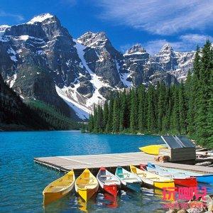 【4Day CA+Jasper+Banff+ColumbiaIcefield】