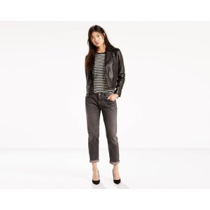 501® CT Stretch Jeans for Women | Black Coast |Levi's® United States (US)