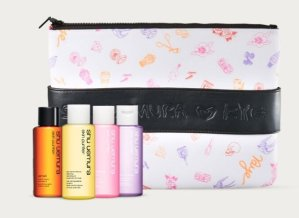 FREE 5-piece Gift including a Deluxe Clutch on Orders over $60 @ Shu Uemura USA