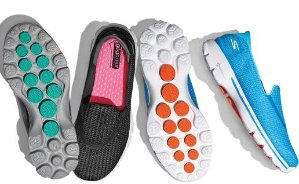 From $21.66 Select Skechers Go Walk Women's Shoes Sale @ 6PM.com