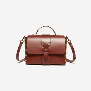 Abby Satchel Bag - Bags & Accessories - Sandro-paris.com