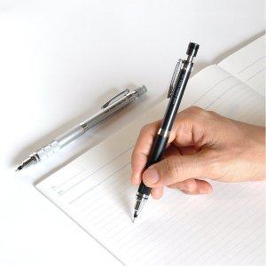 $8.25 Uni Mechanical Pencil Kurutoga Roulette Model, Gun Metallic, 0.5 mm