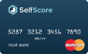 Build a US Credit HistoryWith The SelfScore MasterCard