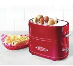 $14.39 Nostalgia Electrics HDT600RETRORED Retro Series Pop-Up Hot Dog Toaster