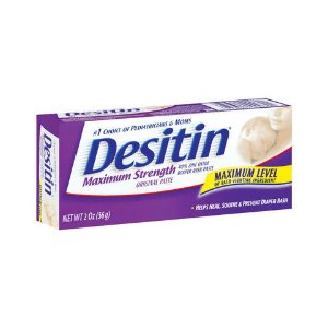 Desitin Maximum Strength Diaper Rash Paste - CVS.com